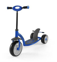 Самокат Scooter active цвет: Blue