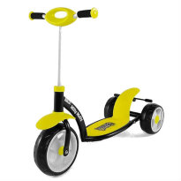 Самокат Scooter active цвет: Yellow