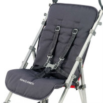 Мягкий вкладыш Padded seat cover Major Elite цвет: Scarlet/Charcoal